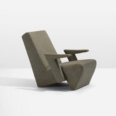 Gerrit Thomas Rietveld, 'Rare Zwaan armchair, model 142', 1958
