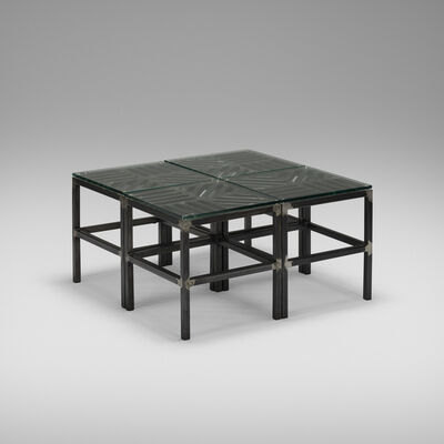 Sol LeWitt, 'Occasional Tables, Set of Four', 1993