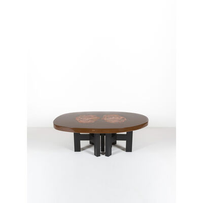Ado Chale, 'Low table', 1987