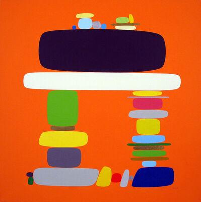 Soonae Tark, 'Black', 2004