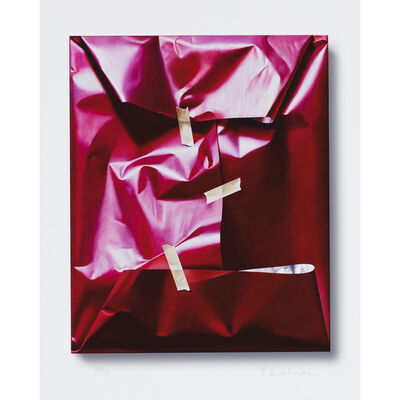 Yrjo Edelmann, 'Rapid Pressure and Control of Red', 2012