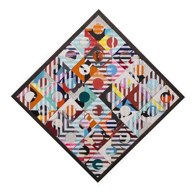 Revok, 'Diamonds, 3/50', 2014