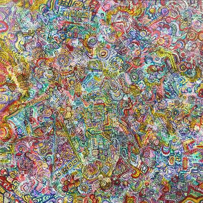 Ethan Meyer, 'A Self Transforming Machine ', 2017