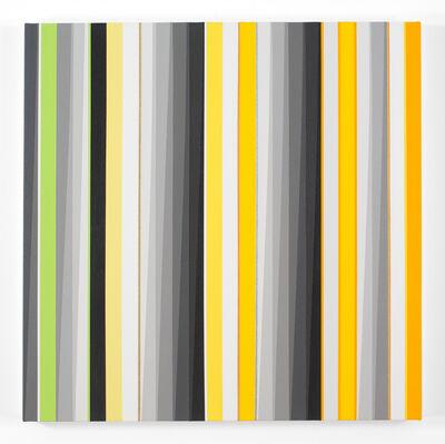 Gabriele Evertz, '(A-) Chromatic+Y', 2015
