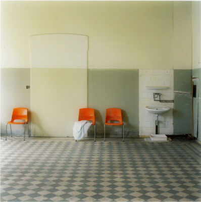 Minako Saitoh, 'Memory-O. mental hospital, Vienna, Austria Ⅲ', 2006