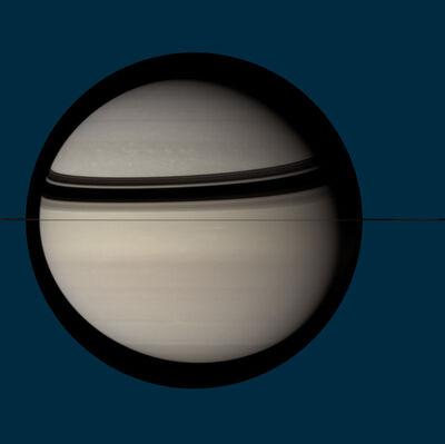 Thomas Ruff, 'cassini 22', 2009