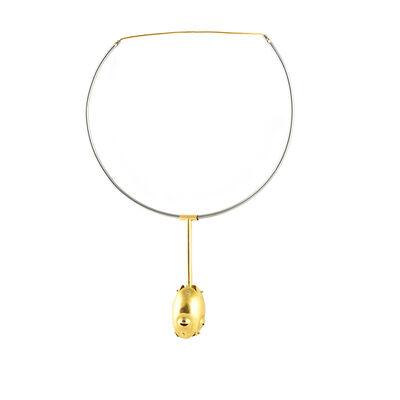 Siegfried De Buck, 'Spina, necklace', 2002