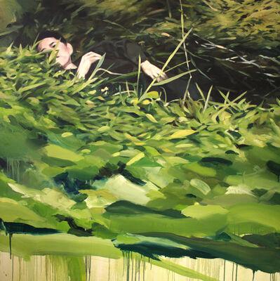 DAVID DE LAS HERAS, 'Te quité de mi cabeza y en su lugar hice crecer flores II', 2010