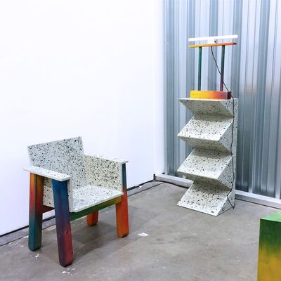 Etage Projects at Biennale Interieur, installation view