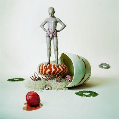 Eli Gur Arie, 'The Pearl Diver', 2002