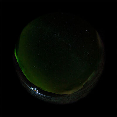 Axel Straschnoy, 'Planetarium Still #10', 2011 / 2012