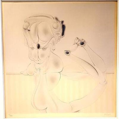 Hans Bellmer, 'Rare Original Lithograph by Hans Bellmer', Circa 1950