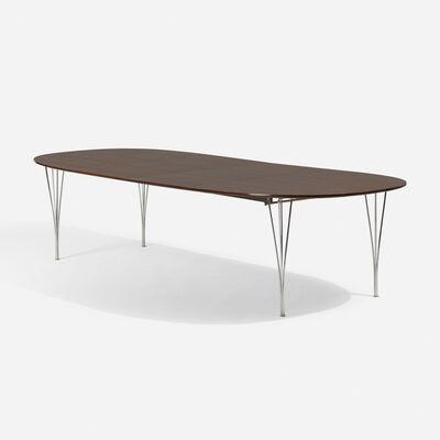 Arne Jacobsen, 'Ellipse dining table', 1968