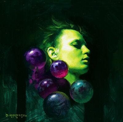 David Cheifetz, 'Grape Head'