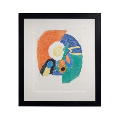 Sonia Delaunay, 'Gravure II', 1966
