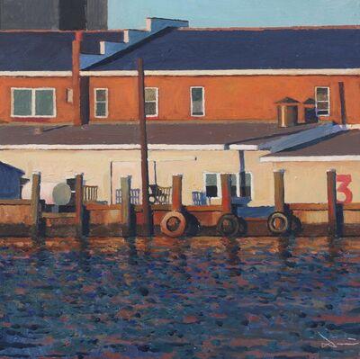 Xavier Rodés, '3 Dock', 2016