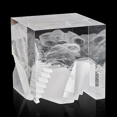 Steven Weinberg, 'Untitled sculpture from the Cube series'