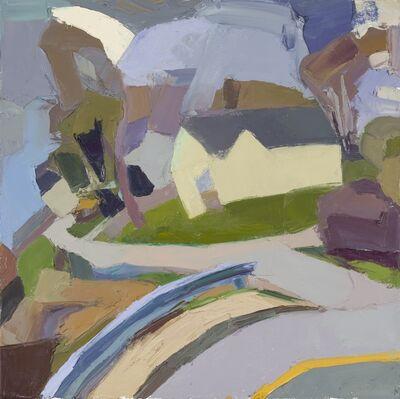 Rick Fox, 'Courting Yellow', 2014