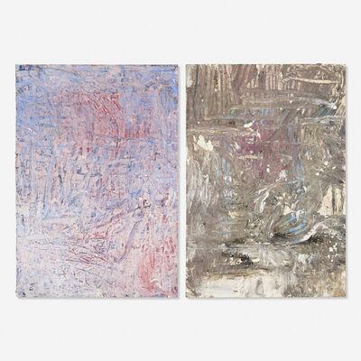 John Beardman, 'Untitled (two works)', 1978