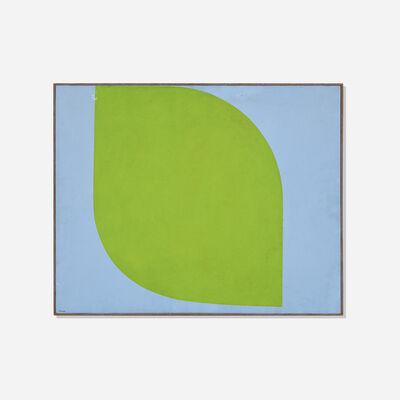 Oli Sihvonen, 'Green Leaf', c. 1965