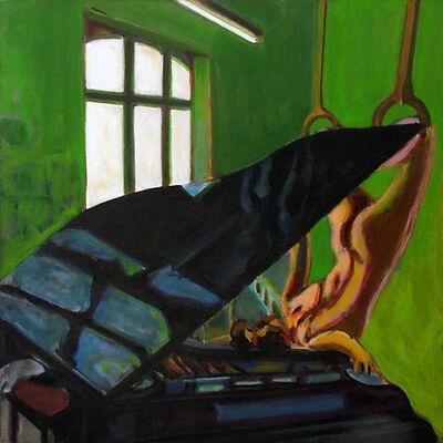 Norbert Tadeusz, 'O. T. (Flügel II)', 1991