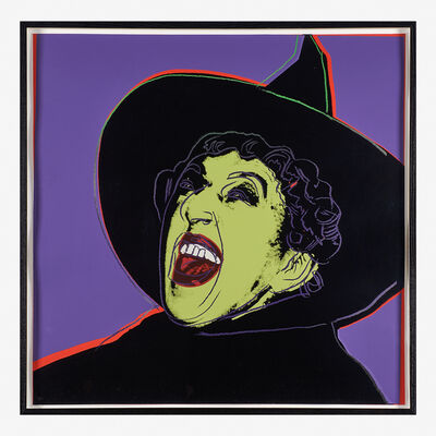 Andy Warhol, 'The Witch', 1981