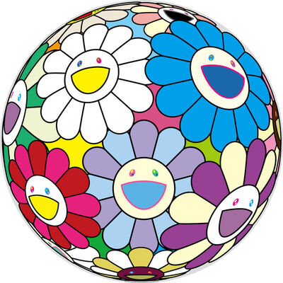 Takashi Murakami, 'Flowerball: Festival Flower Decoration', 2018
