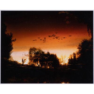 Elger Esser, 'Nocturnes in Giverny', 2010
