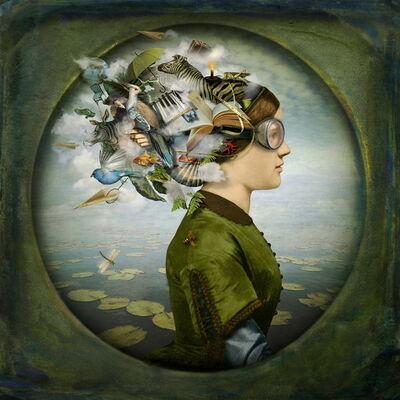 Maggie Taylor, 'Burden of Dreams Female', 2013