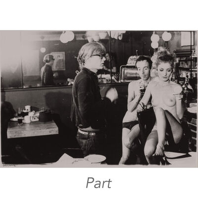 Billy Name, 'Group of five gelatin silver prints of Andy Warhol's Factory and its denizens.'