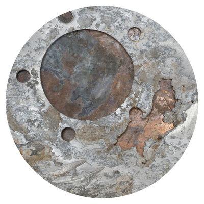 Hector Adalid, 'Campo di luna III', 2018