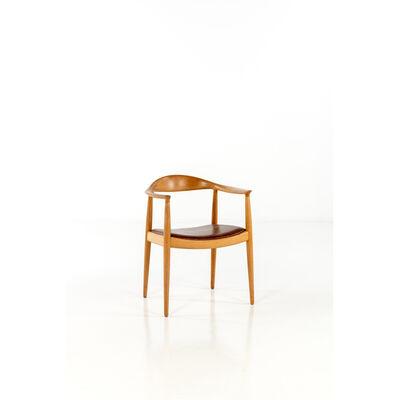 """Hans Jørgensen Wegner, '""""The Chair"""", Armchair', 1950"""