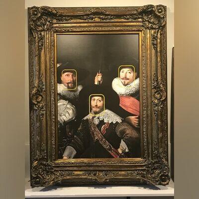 Marshall Harris, 'Social Media in the Golden Age Thomas de Keyser Company of Captain Jacob Symonsz de Vries', 2019