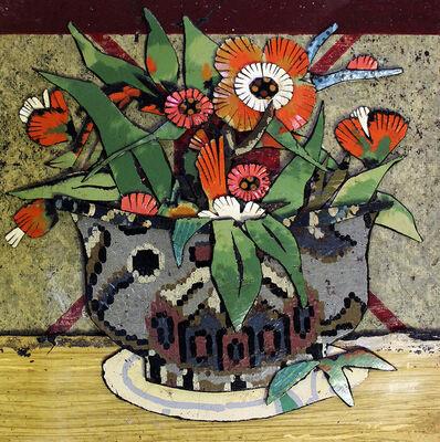 Bill Miller, 'Cactus Flower ', 2017