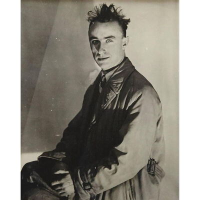 Man Ray, 'Photography of Yves Tanguy', ca. 1930