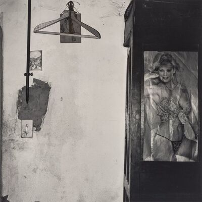 Roger Ballen, 'Prisoner's Bedroom, Hopetown', 1984