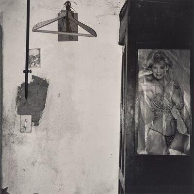 Roger Ballen, 'Prisoner's Bedroom, Hopetown', 1984
