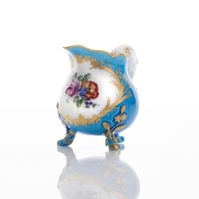 Sèvres Porcelain Manufactory, 'A Soft-Paste Vincennes Porcelain Milk Jug', 1755