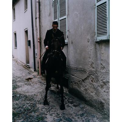 Patrick Faigenbaum, 'Avant le départ de l'Ardia de San Lussorio', August 2007