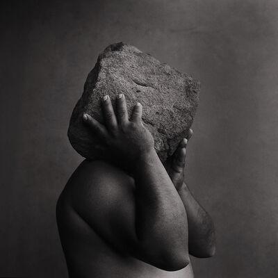 RUSSELL MONK, 'Martine Con Roca', 2010