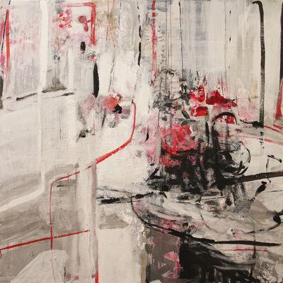 Zinnia Clavo, 'Línea en el aire', 2014