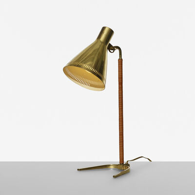 Paavo Tynell, 'Table lamp, model 9224', 1950