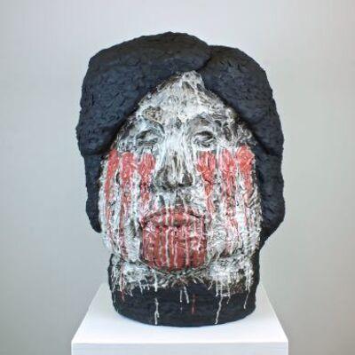 Raven Halfmoon, 'SAH CADO (Ms. Cado) ', 2017