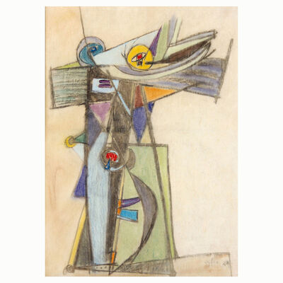 Afro (Afro Basaldella), 'Untitled', 1948