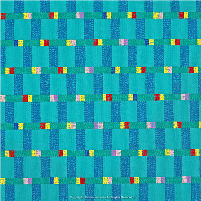 Momomi Sato, 'Geometric No.1', 2019