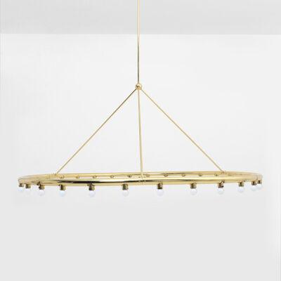 Hans-Agne Jakobsson, 'T956/30 ceiling lamp by Hans Agne Jakobsson', 1960-1969