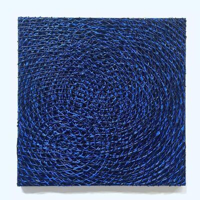 Vicky Christou, 'Blue Resonance'