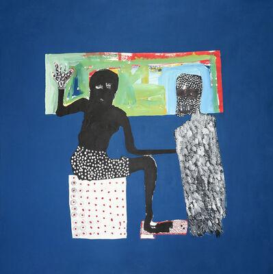 Amadou Sanogo, 'Autoportrait au pluriel', 2017