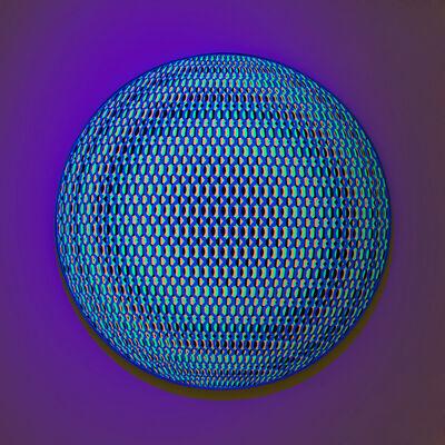 James Flynn, 'Eigenstate V Ultraviolet'