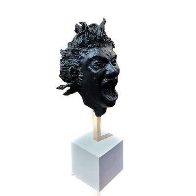 """JON x NY (William """"Bill"""" Eric Indursky), 'Young Poseidon's Anger', 2021"""